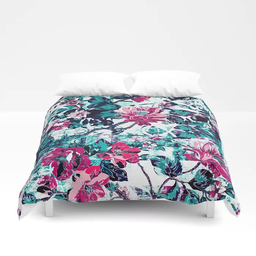 Duvet Cover, Duvet, Furniture, Bedding, Floral