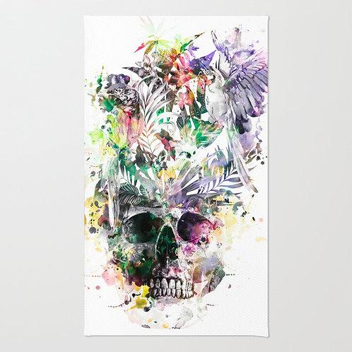 Skull - Parrots 2 RUGS