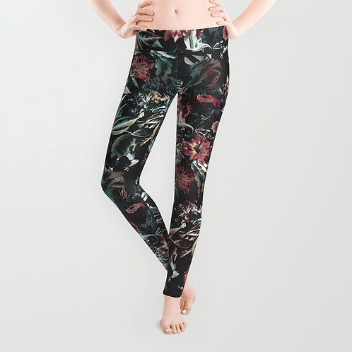 Space Garden LEGGINGS
