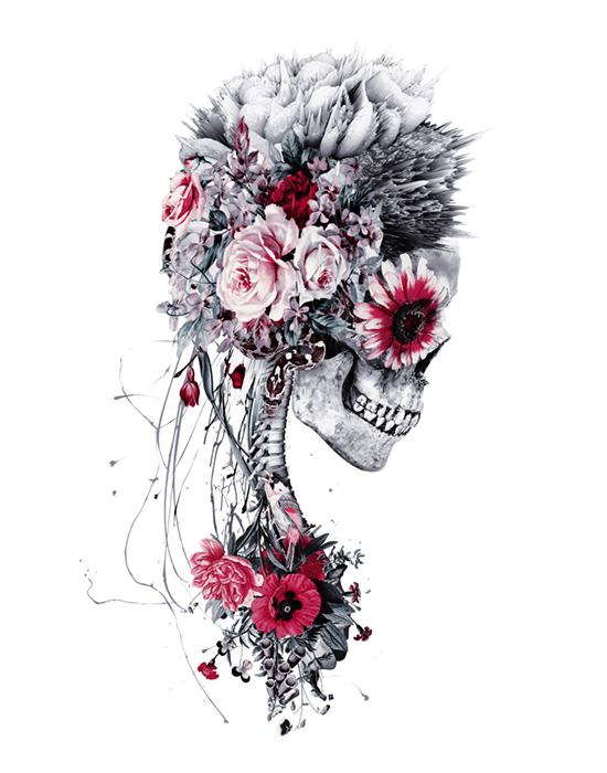 Skeleton Bride