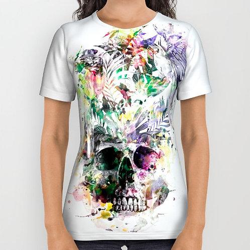 Skull - Parrots 2