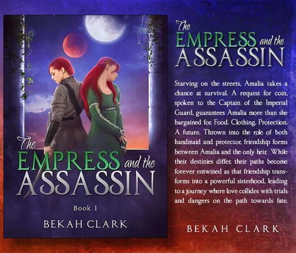 Sisterhood, friendship, and romance abound in this fantasy adventure.