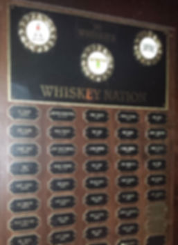 Lizzy McCormack's Whiskey Nation Club - 30 Wiskeys