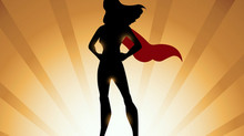 I AM THE SUPERHERO OF MY OWN LIFE