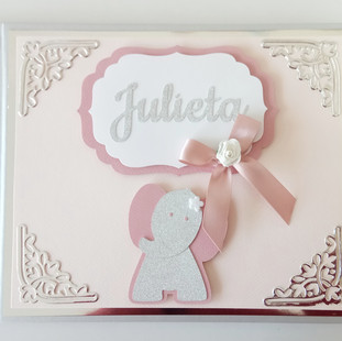 O Baby Shower da Julieta