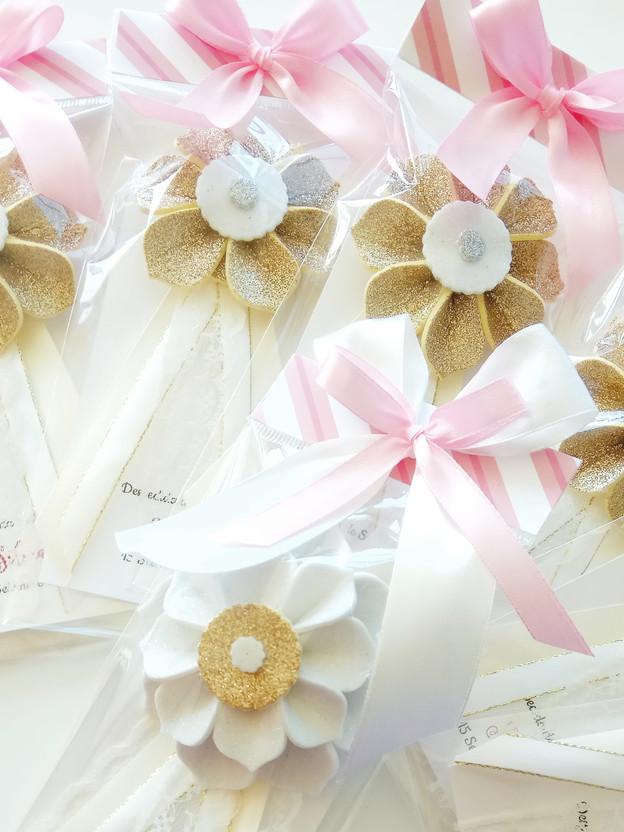 Mini Blooms Magnéticas ou Pregadeiras