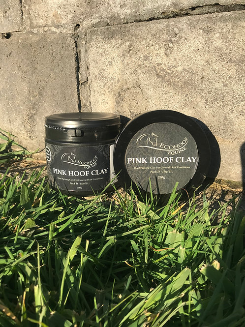 500g Ecohoof Pink Hoof Clay