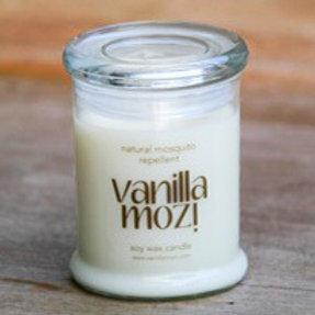 Vanilla Mozi Large Candle