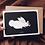 "Thumbnail: Carte ""Câlin lapin"""