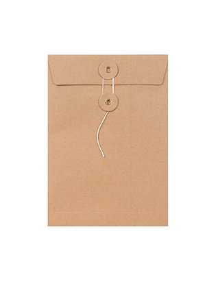 Enveloppes fermetures japonaise