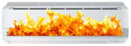AC Short Circuit - Main reason for fire