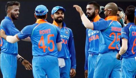 India's 2018-19 Season Itinerary