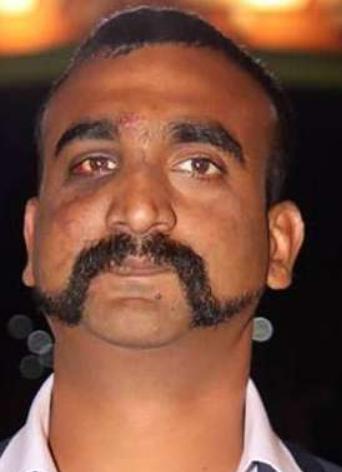 Abhinandan Moustache - Latest trend