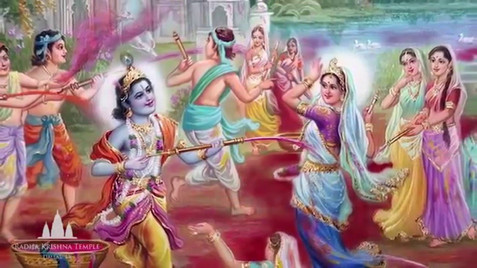 What is Holi