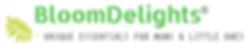 BloomDelighs Home Logo