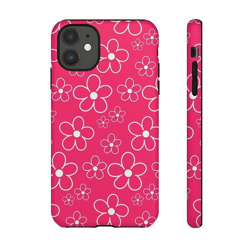 Best Spring Ever Floral Pink Designer Tough Case
