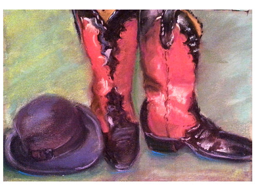 Boots with Derby