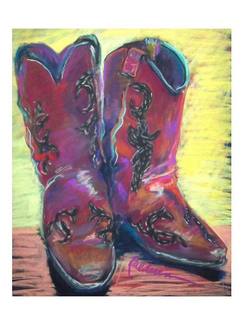 Ms. Lynn's Boots
