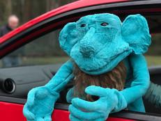 The Blue Troll
