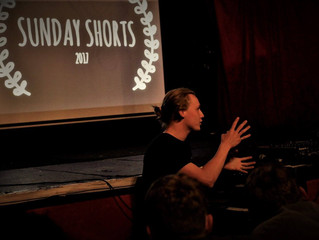 Bulldoze screening at Sunday Shorts!