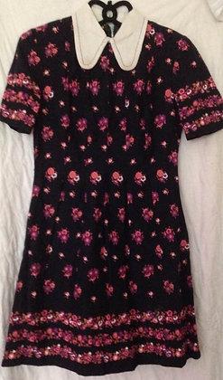 1960's mini dress reduced.