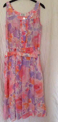 1970's Original Fink Modell dress