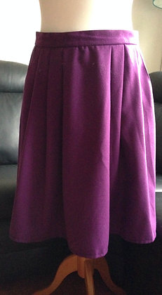 Purple pocket skirt REDUCED £10.00