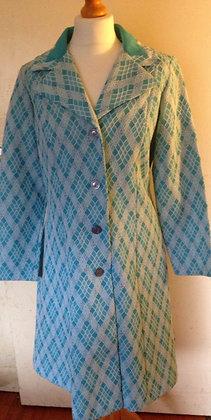 1960 Devonshire lady crimplene jacket