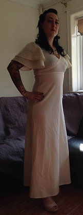 1970's maxi dress REDUCED FROM £25.00