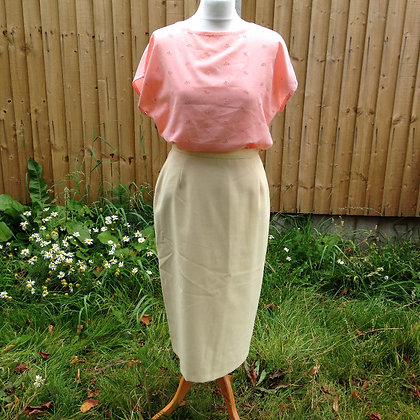 Top and skirt set REDUCED £8.00