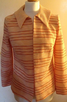 1970's gay lady design jacket REDUCED £10.00