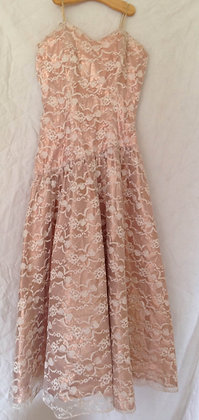 1980's Formal gown