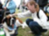 Animal communication, St. Bernard