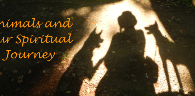 Animals and Our Spiritual Journey
