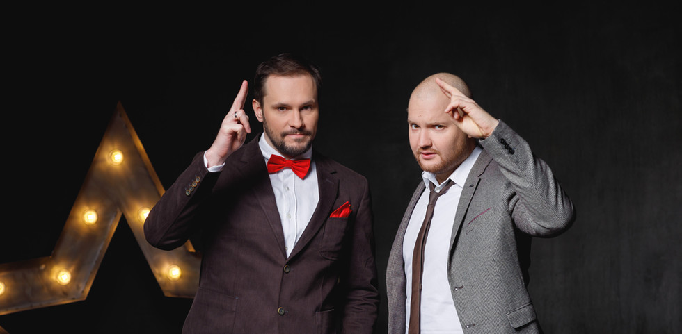 Кирилл Коковкин и Александр Алымов