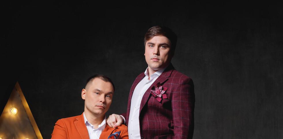 Айдар Гараев и Артём Муратов