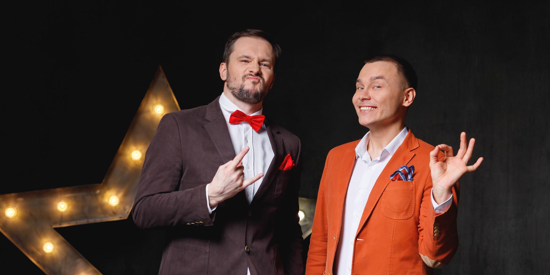 Кирилл Коковкин и Айдар Гараев