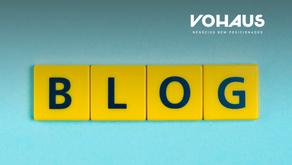 A importância do blog no seu site