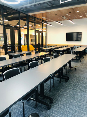 Fuse Workspace CityCentre Rally Room A&B