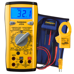 LT17A - Digital Multimeter
