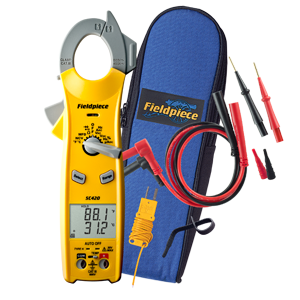 SC420 - Essential Clamp Meter