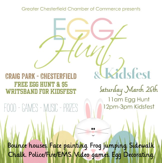 Egg Hunt & Kidsfest