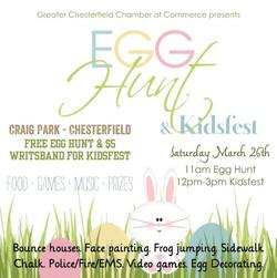 Egg Hunt & Kidsfest