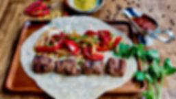 Avra kebabs