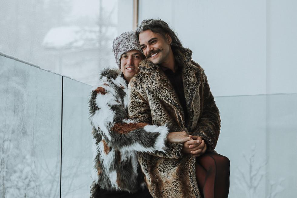 Lootsin Photography  gay couple shoot  (