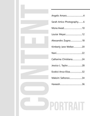 MARIKA MAGAZINE ISSUE 118 - PORTRAIT-3 -