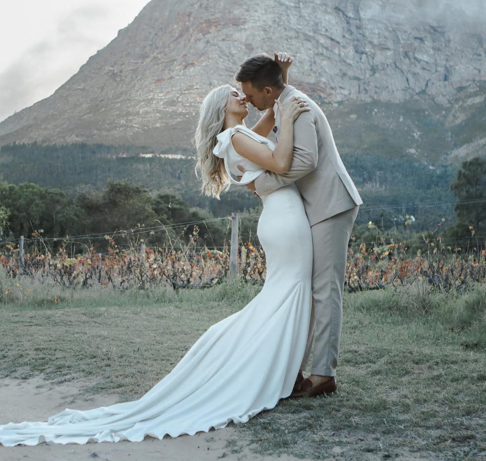 Lootsin wedding photography Franschoek
