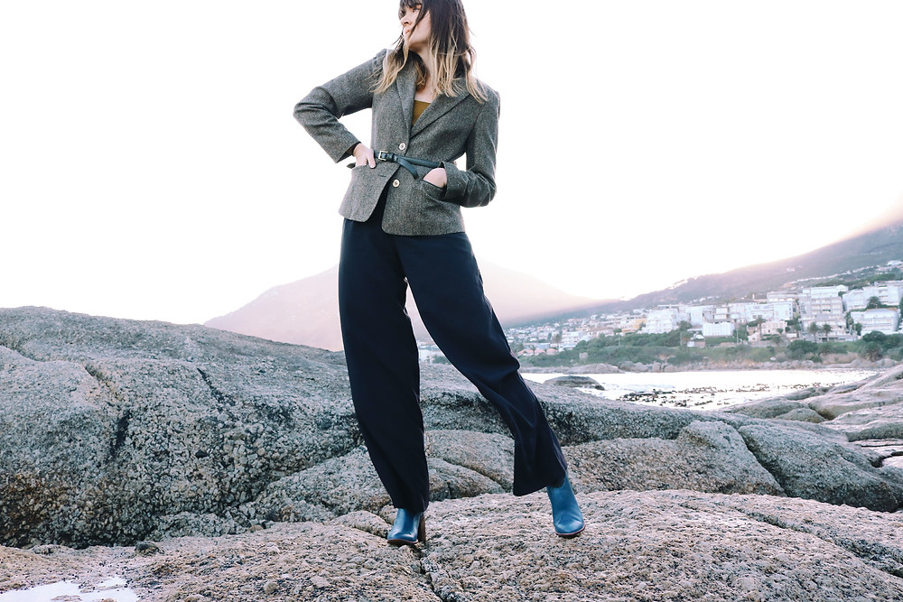 Camps Bay fashion editiorial