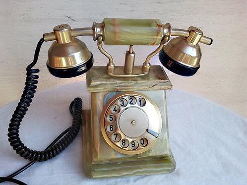 Teléfono de alabastro
