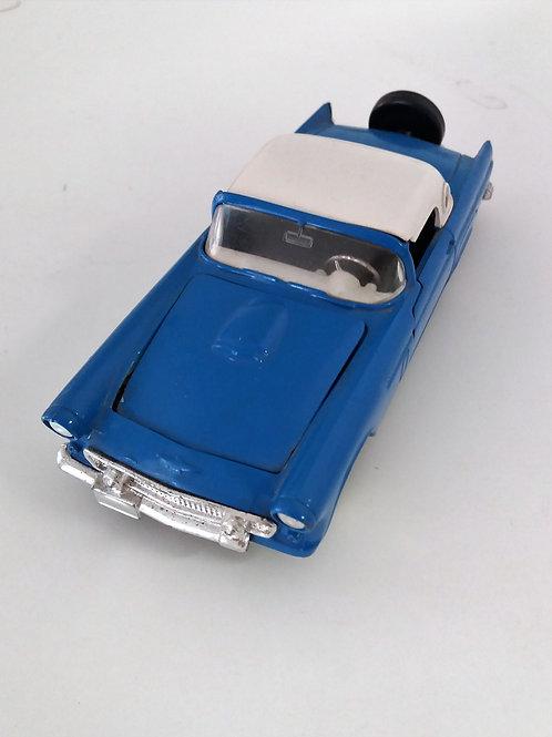 Ford Thunderbird de metal